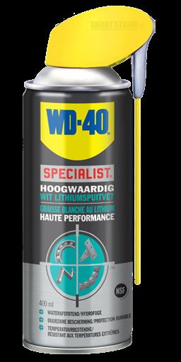 WD 40 Specialist Graisse Blanche Lithium Wit Lithiumspuitvet