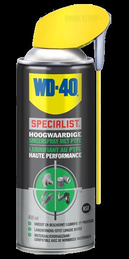 WD 40 Specialist Lubrifiant PTFE Smeerspray PTFE