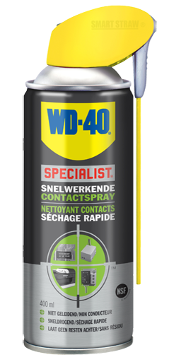 WD 40 Specialist Nettoyant Contacts Contact Spray