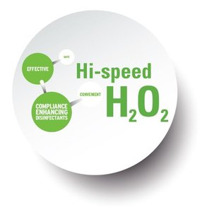 ECOLAB HiSpeed H2O2 Logo